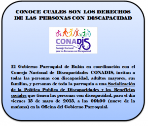conadis 1